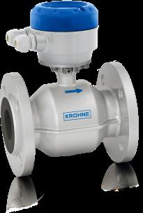 OPTIFLUX 4000 Flow sensor | KROHNE Group