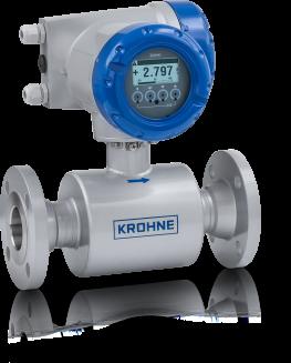 OPTISONIC 3400 District Heating Ultraschall-Durchflussmessgerät – Kompakt-Ausführung mit Flansch