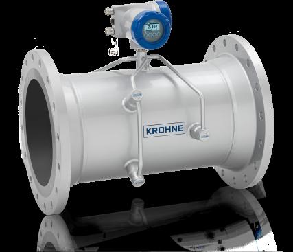 OPTISONIC 3400 C Ultraschall-Durchflussmessgerät – Kompakt-Ausführung mit Aluminiumgehäuse und Flansch