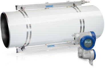 OPTISONIC 6300 W Caudalímetro ultrasónico clamp-on – Versión con convertidor de señal de montaje en pared