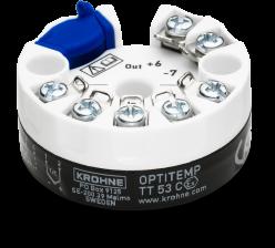 Kopftransmitter OPTITEMP TT 53 C