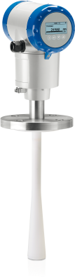 Radar (FMCW) level transmitter OPTIWAVE 5200 C – Compact / horizontal version with PP  Wave Horn  antenna