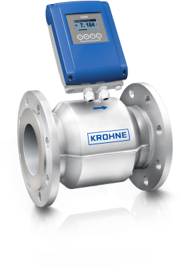 WATERFLUX 3100 C Electromagnetic flowmeter – Compact version