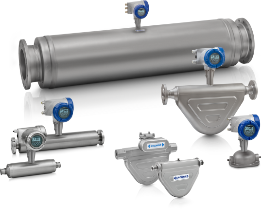 Coriolis mass flowmeters | KROHNE South Africa