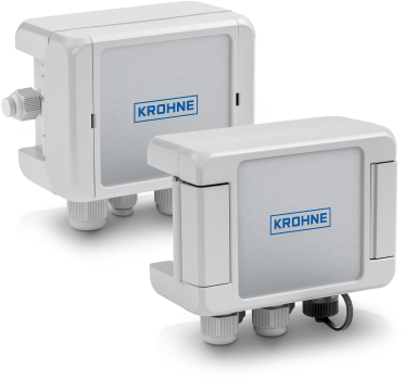 A collection of junction boxes for process analytics from KROHNE