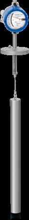 Transmisor de nivel de flotador BW 25 – Versión con alojamiento de aluminio