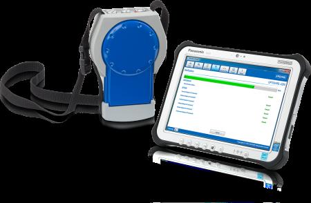 OPTICHECK Verification tool for flow measurement