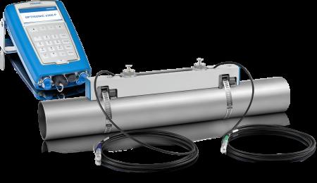 OPTISONIC 6300 P Ultrasonic clamp-on flowmeter
