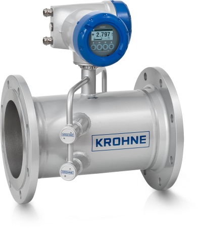 OPTISONIC 7300 C Ultrasonic gas flowmeter – Compact version with flange