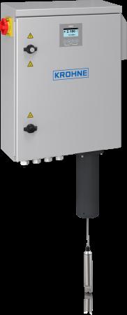 Sludge level measuring system OPTISYS SLM 2100 – Standard version