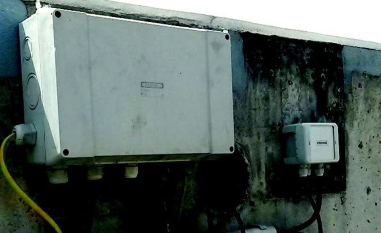Junction box SJB 200 W