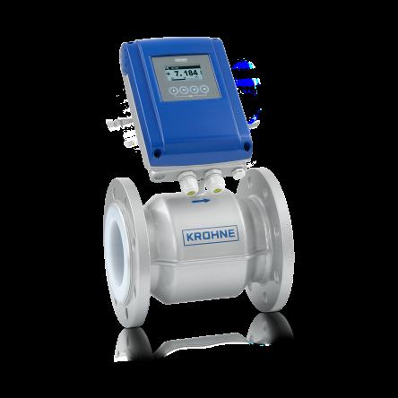 Electromagnetic flowmeters | KROHNE Group