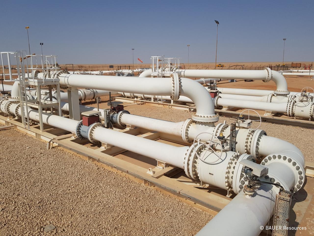 Produced water metering solution with OPTIFLUX 2300 flowmeters