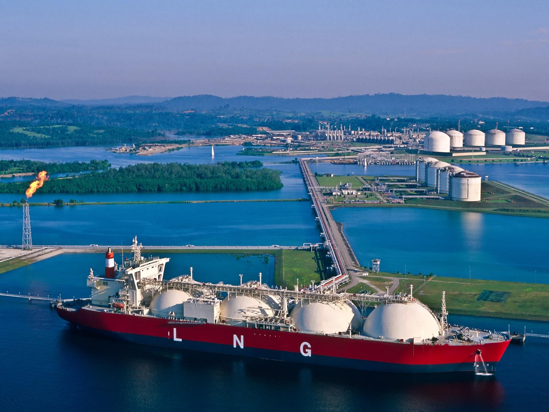 Сжиженный природный газ | КРОНЕ Россия