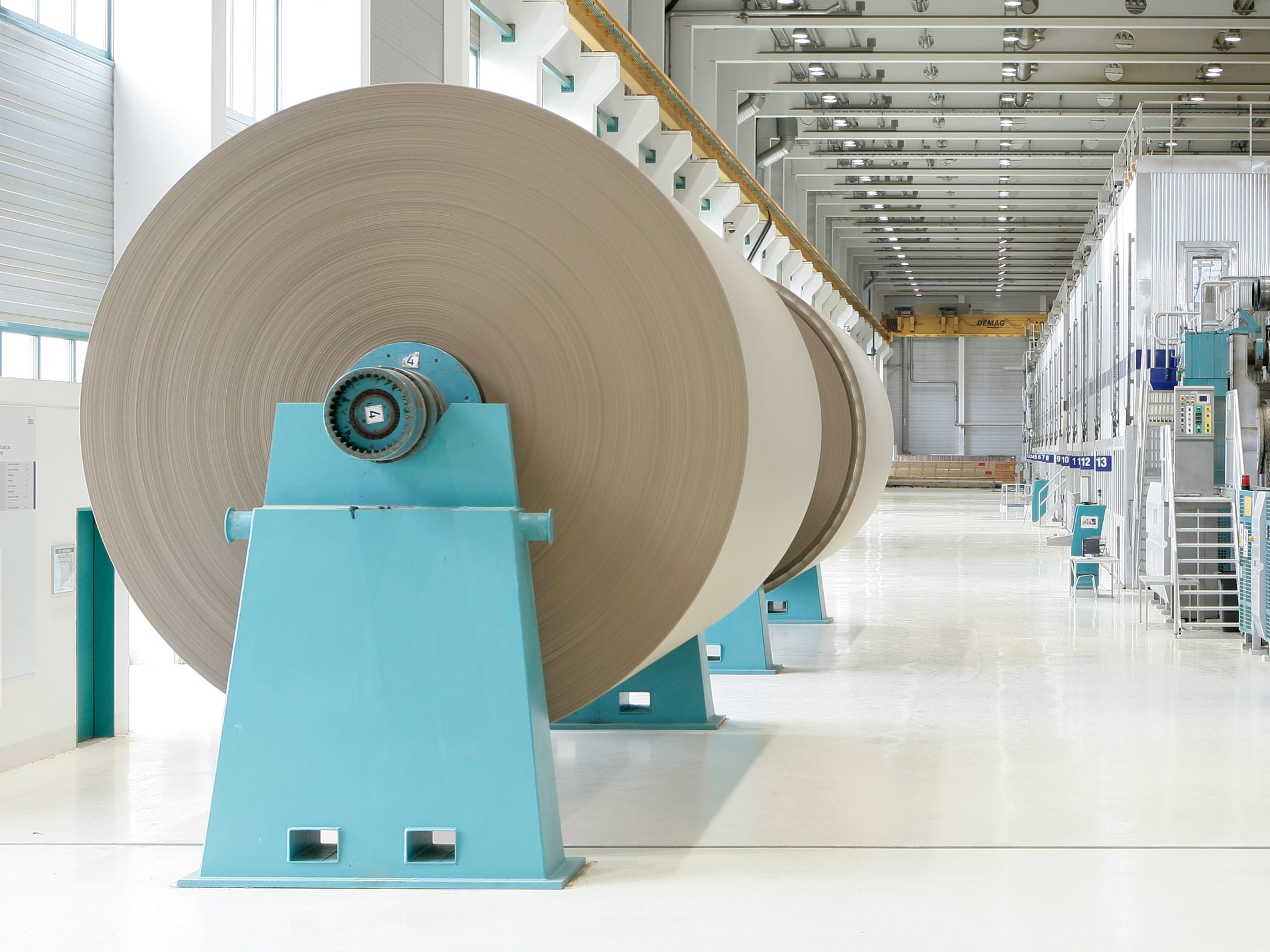 Pulp & Paper industry   KROHNE Group