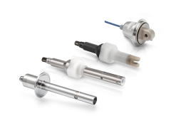 A collection of conductivity sensors from KROHNE