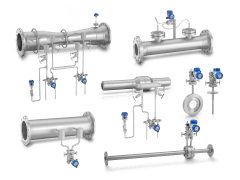A collection of differential pressure flowmeters from KROHNE