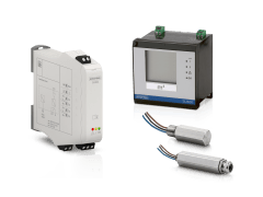 A collection of level accessories from KROHNE