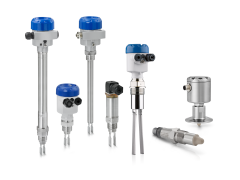 A collection of level switches from KROHNE