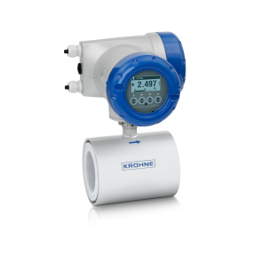 OPTIFLUX 1300 C Electromagnetic flowmeter – Compact version