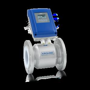OPTIFLUX 2100 C Electromagnetic flowmeter – Compact version