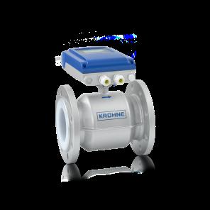 OPTIFLUX 4100 C Electromagnetic flowmeter – Compact version