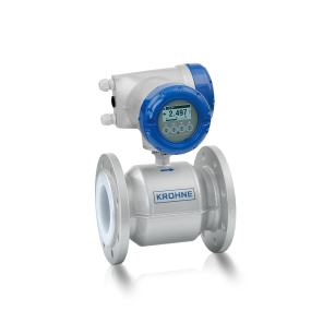 OPTIFLUX 4300 C Electromagnetic flowmeter – Compact version