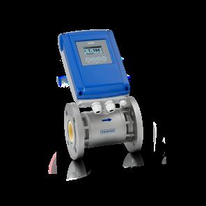 OPTIFLUX 5100 C Electromagnetic flowmeter – Compact version with flange