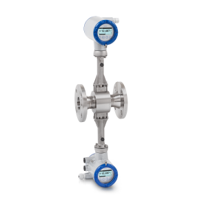 OPTISWIRL 4200 Dual Vortex flowmeter – Version with two sensors and two converters