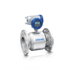 WATERFLUX 3300 C Electromagnetic flowmeter – Compact version