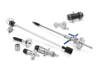A collection of analytical assemblies from KROHNE