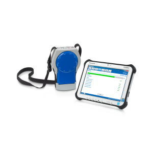 OPTICHECK Verification tool for flow measurement