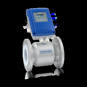 Débitmètre électromagnétique OPTIFLUX2100C - Version compacte