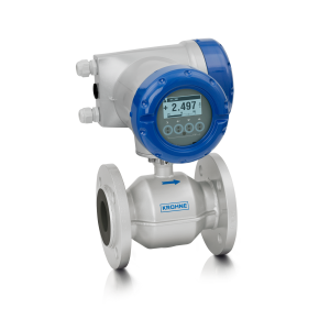 OPTIFLUX 2300 C Magnetisch-induktives Durchflussmessgerät – Kompakt-Ausführung