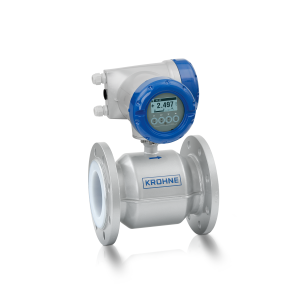 OPTIFLUX 4300 C Magnetisch-induktives Durchflussmessgerät – Kompakt-Ausführung