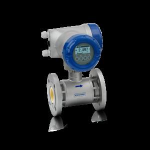OPTIFLUX 5300 C Magnetisch-induktives Durchflussmessgerät – Kompakt-Ausführung mit Flansch