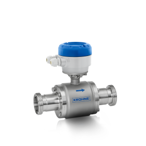 OPTIFLUX 6000 Electromagnetic flow sensor