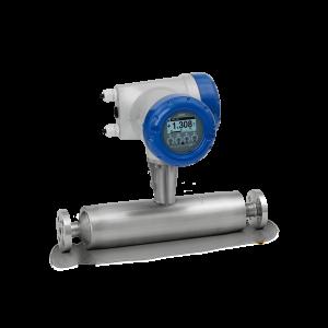 OPTIMASS 1400 C Coriolis mass flowmeter – Compact version with flange