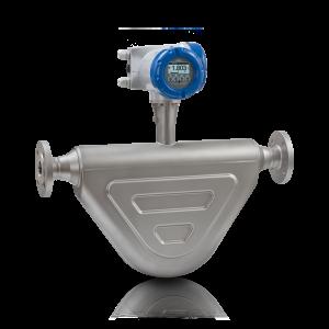 OPTIMASS 6400 C Coriolis mass flowmeter – Compact version with flange