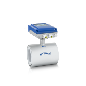 OPTIFLUX 1100 C Electromagnetic flowmeter – Compact version