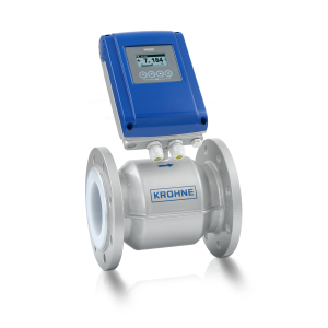 OPTIFLUX 2100 C Electromagnetic flowmeter – Compact version