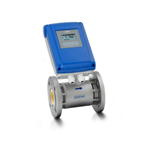 OPTIFLUX 5100 C Electromagnetic flowmeter – Compact version with flange