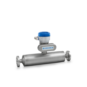 OPTIMASS 1010 C Coriolis mass flowmeter – Version with flange
