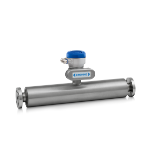 OPTIMASS 7010 Coriolis mass flowmeter – Version with flange