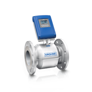 WATERFLUX 3100 C Electromagnetic flowmeter – Compact version
