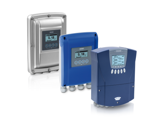 A collection of analytical transmitters from KROHNE